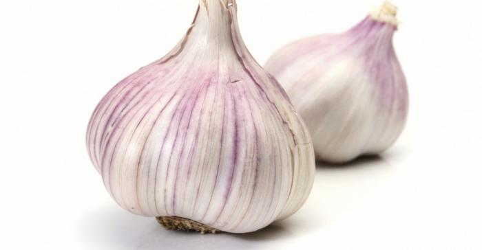cleansing vessels of cholesterol with garlic