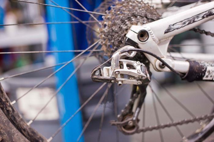 правильно переключать скорости на велосипеде