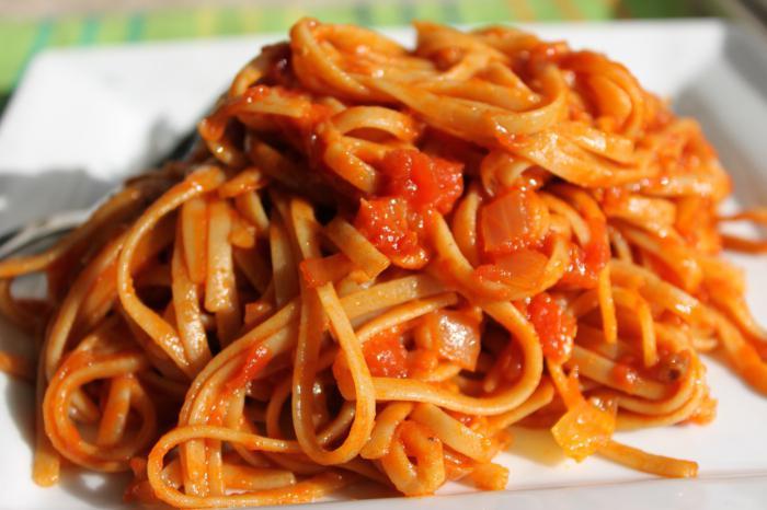 pasta sauces recipes