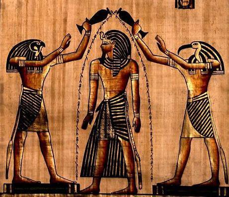 Праздники египта древнего