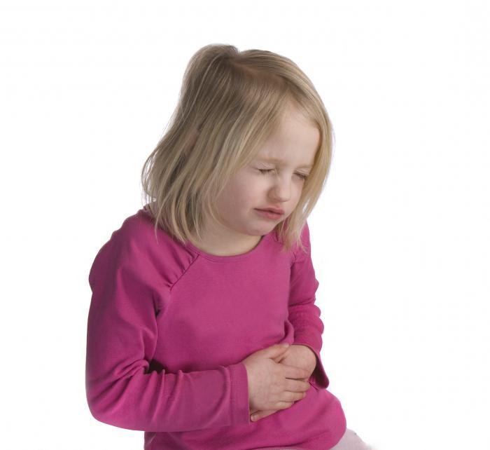 Рвота и боли в животе у ребенка - От четырёх до