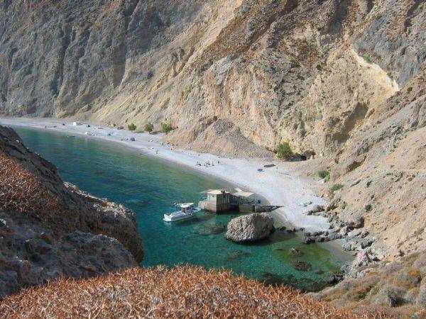 Sfakia beach