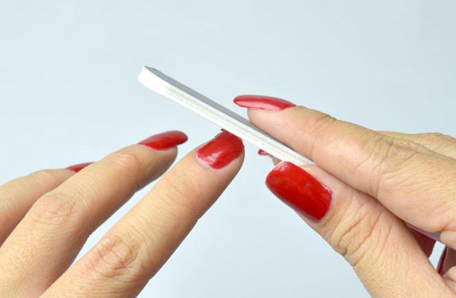 как снимать нарощенные ногти