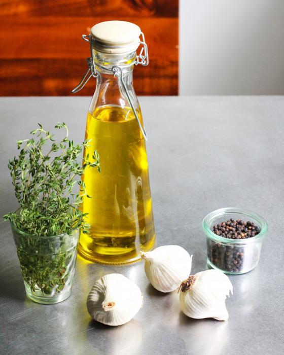 Как сделать чесночное масло в домашних условиях 712