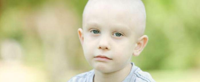 blood cancer in children symptoms