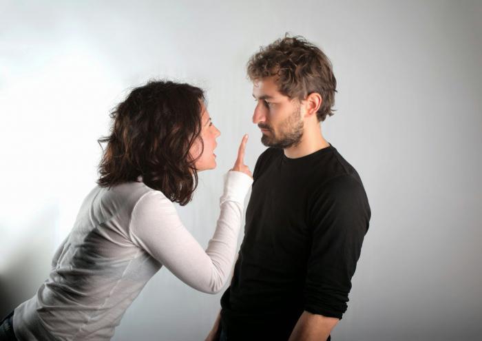 начало отношений мужчины и женщины