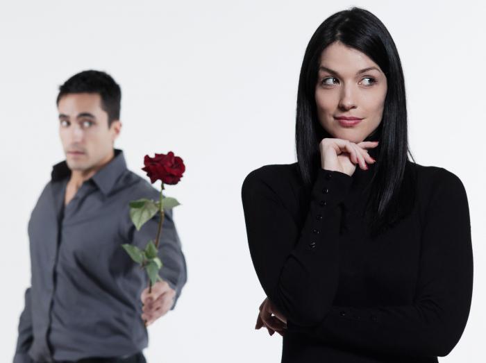 стадии отношений мужчины и женщины