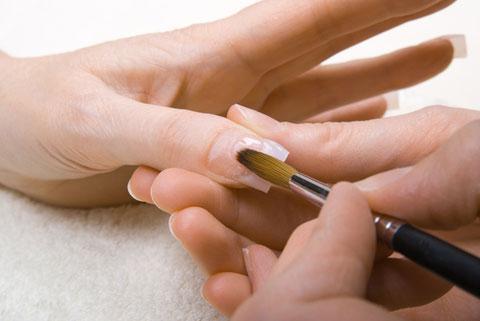 наращивание ногтей в домашних условиях без геля и акрила