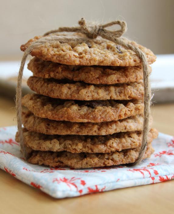 Домашнее галетное печенье с семечками