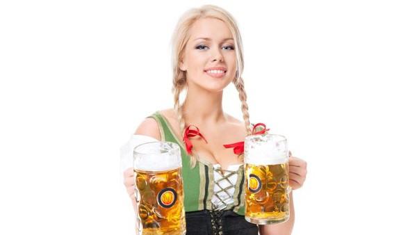вред пива для женщин