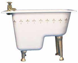 ванна сидячая цена