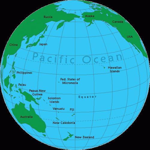 Largest ocean
