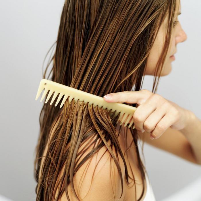 Кто применял касторовое масло для волос
