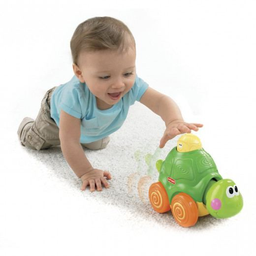 9 months old baby does not crawl
