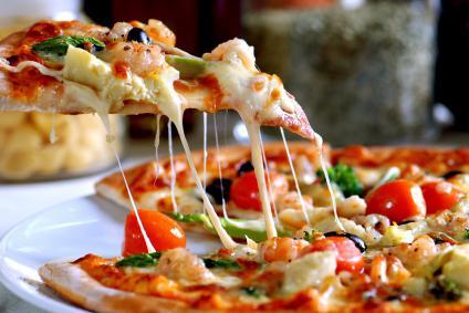 Быстрое тесто для пиццы 3 пошаговых рецепта с фото на