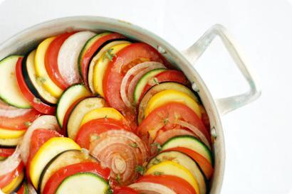 рататуй в духовке рецепт правильное питание