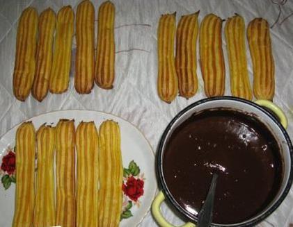 торт дамские пальчики рецепт