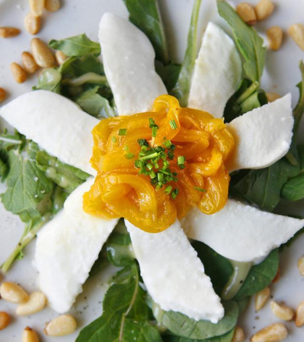 салат с курицей ананасами рецепт с фото