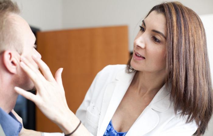 Лишай розовый Жибера: симптомы и лечение