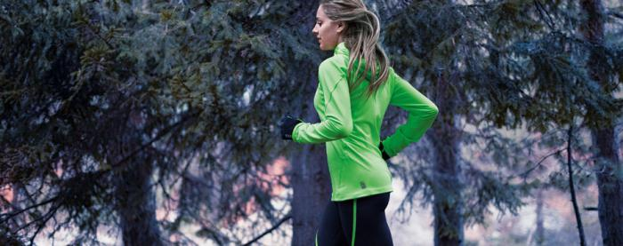 how to run long distances