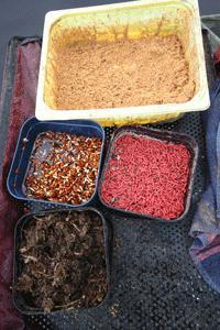 как приготовить прикормку для сазана из макухи