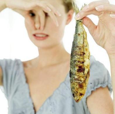 выделения с запахом рыбы