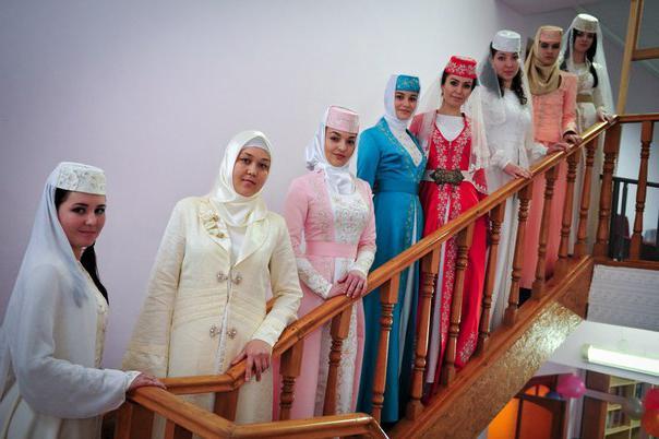 Жизнь татарская свадьба