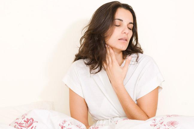 Уплотнение на подушечке пальца ноги болит