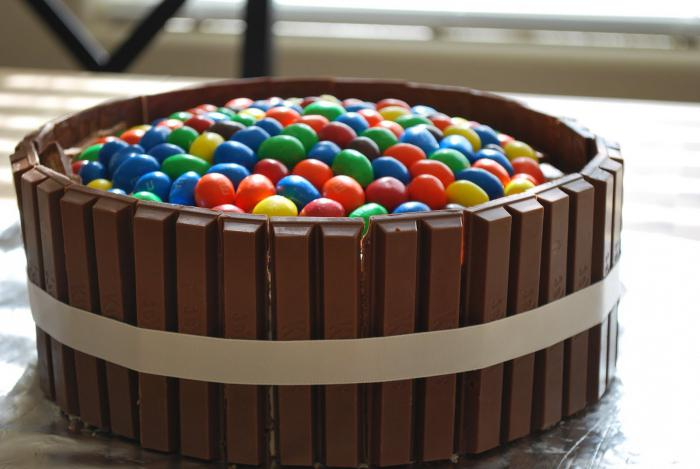 Как сделать торт мужу своими руками