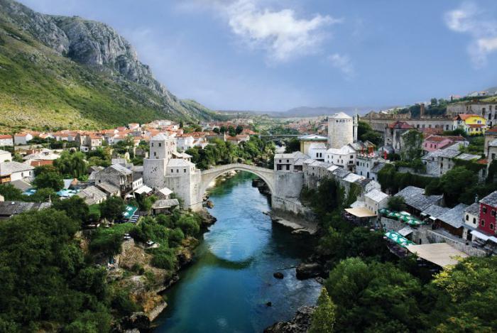 Montenegro city resorts