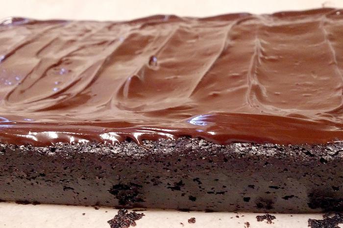 рецепт шоколадного брауни в мультиварке с фото