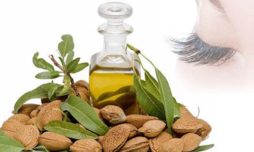 almond eyelash growth oil