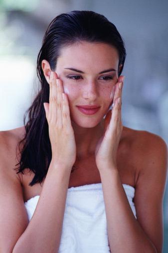 facial wrinkle massage