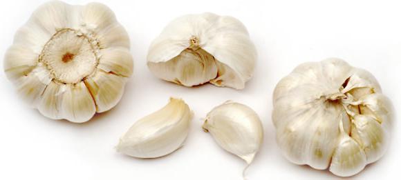 чеснок поможет от паразитов в желудке