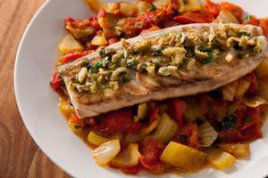 Ice fish cooking recipes