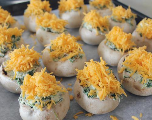 самые вкусные рецепты грибов фото