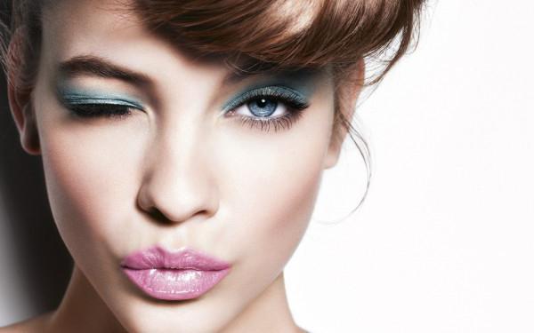 макияж для серо голубых глаз на свадьбу