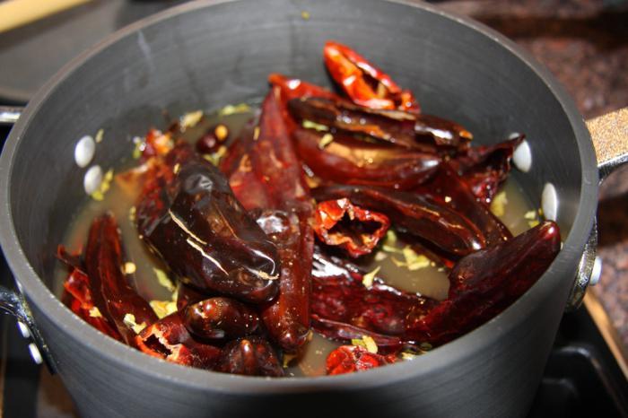 перец чили маринованный рецепт