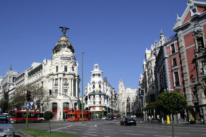 sights of madrid