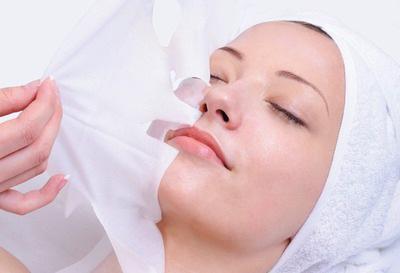 Сухая кожа лица: причины и лечение