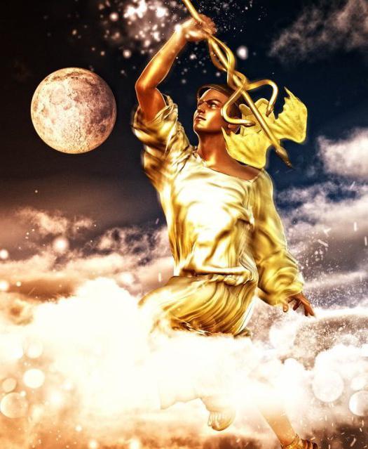 Древнегреческие бог торговли