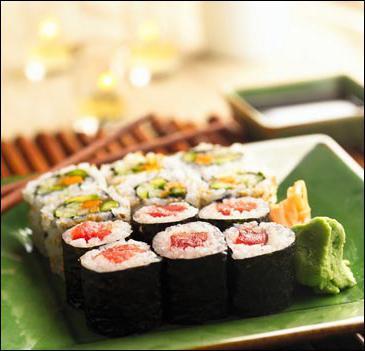 Рецепт суши роллы филадельфия