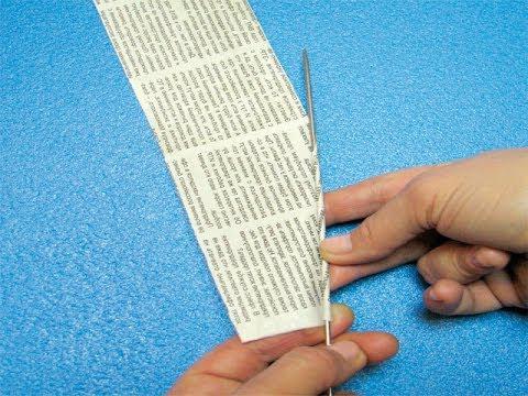 3 класс поделка сундучок из бумаги схема