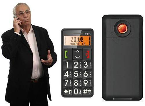 phone for the elderly
