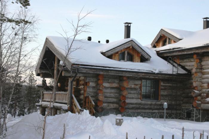 cottages ski resorts finland