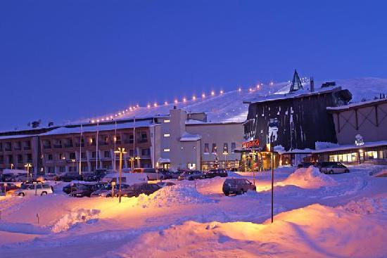 ski resorts finland reviews