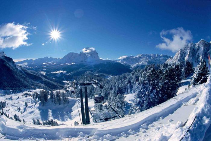 ski resort tahko finland