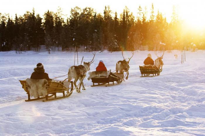 ski resorts finland