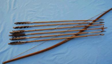 Как сделать лук и стрелы своими руками? Самодельный лук и стрелы: чертежи, фото