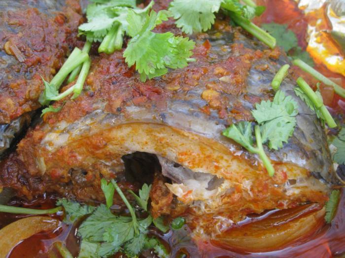 """Креветочная рыба """"Конгрио"""" – кулинарный рецепт"""